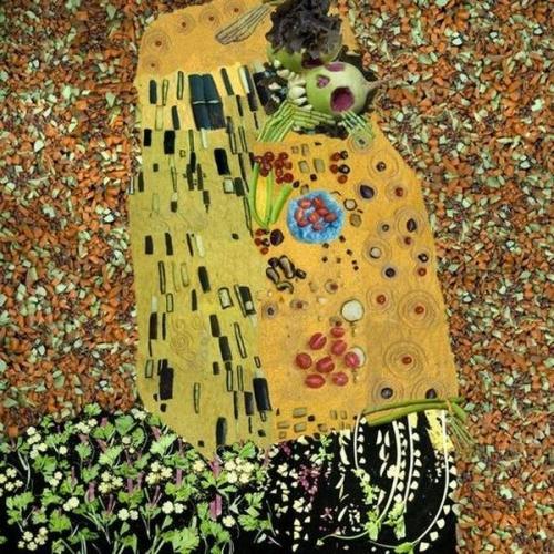 Opere de arta din legume - Poza 7