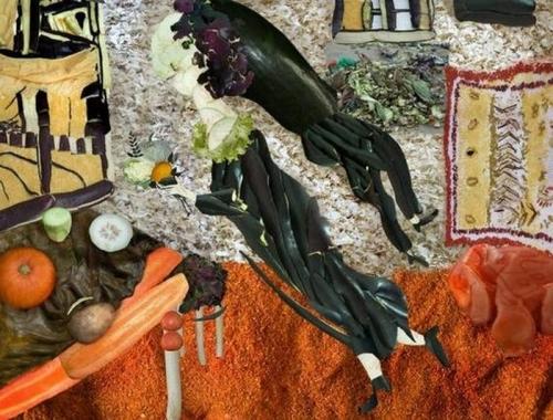 Opere de arta din legume - Poza 8
