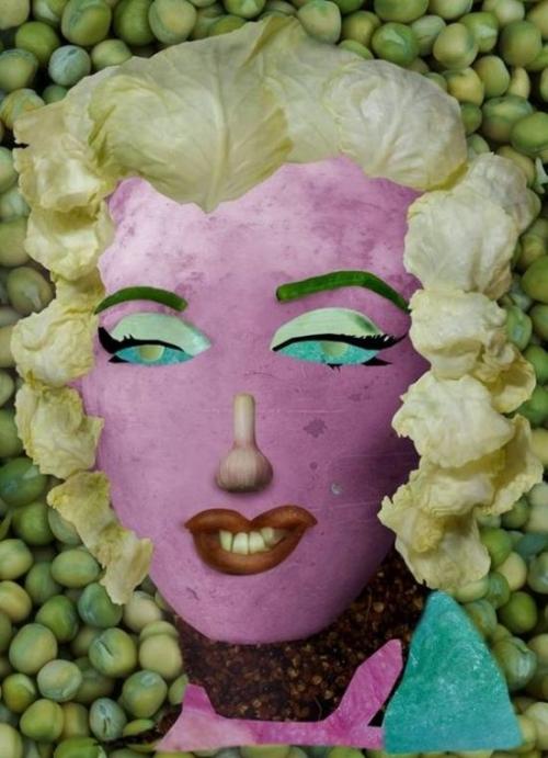Opere de arta din legume - Poza 9