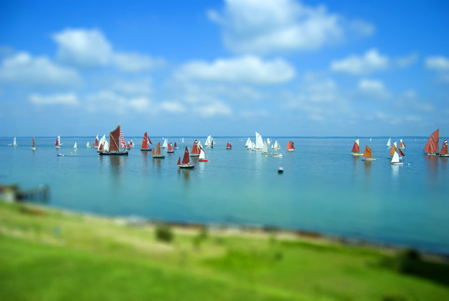 30 de poze: Tilt-Shift Photography - Poza 1