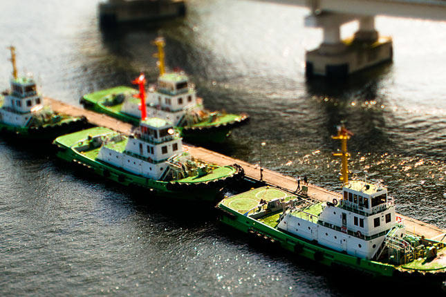 30 de poze: Tilt-Shift Photography - Poza 12