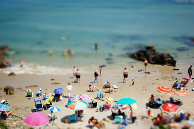 30 de poze: Tilt-Shift Photography - Poza 14