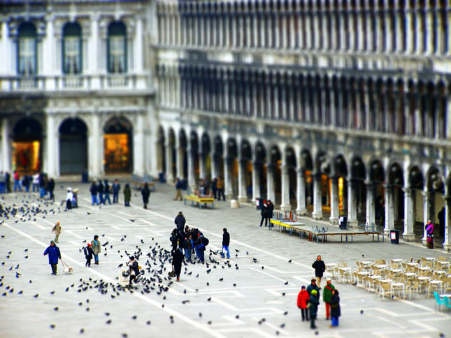 30 de poze: Tilt-Shift Photography - Poza 15