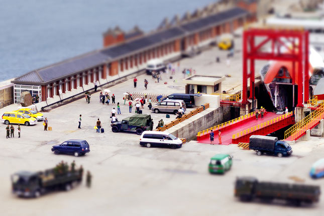 30 de poze: Tilt-Shift Photography - Poza 18