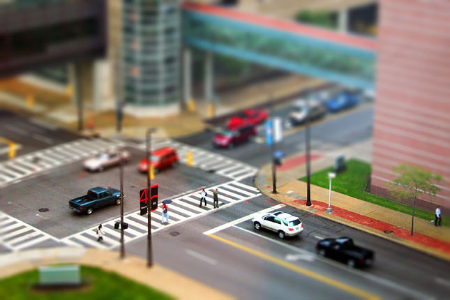 30 de poze: Tilt-Shift Photography - Poza 19