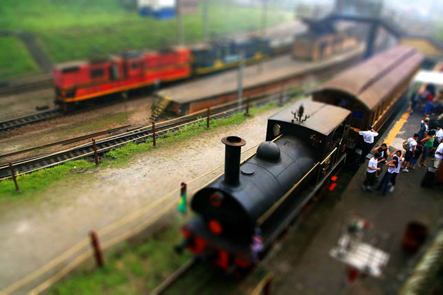 30 de poze: Tilt-Shift Photography - Poza 24