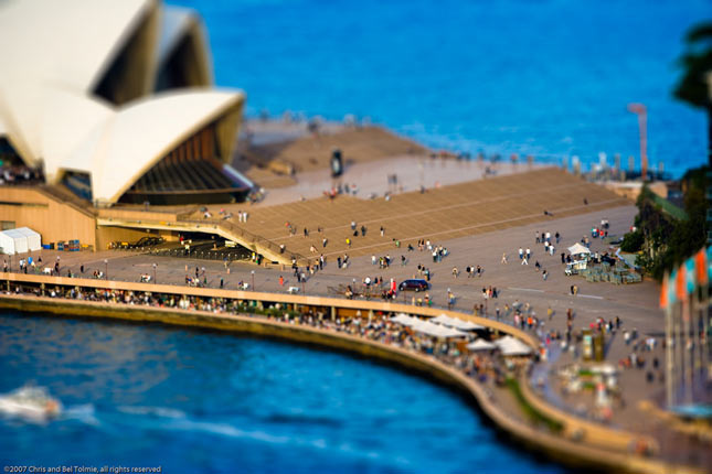 30 de poze: Tilt-Shift Photography - Poza 25