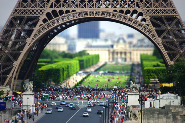 30 de poze: Tilt-Shift Photography - Poza 3
