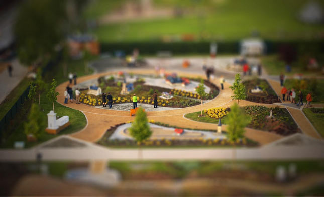 30 de poze: Tilt-Shift Photography - Poza 4