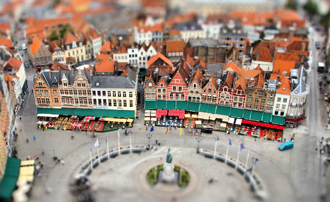 30 de poze: Tilt-Shift Photography - Poza 7
