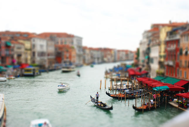 30 de poze: Tilt-Shift Photography - Poza 8
