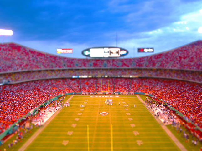 30 de poze: Tilt-Shift Photography - Poza 9
