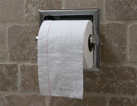 Cele mai traznite hartii de toaleta! - Poza 8