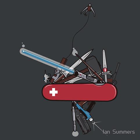 The geek army knife - Poza 2