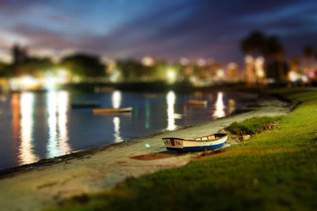 Imagini superbe Tilt-Shift
