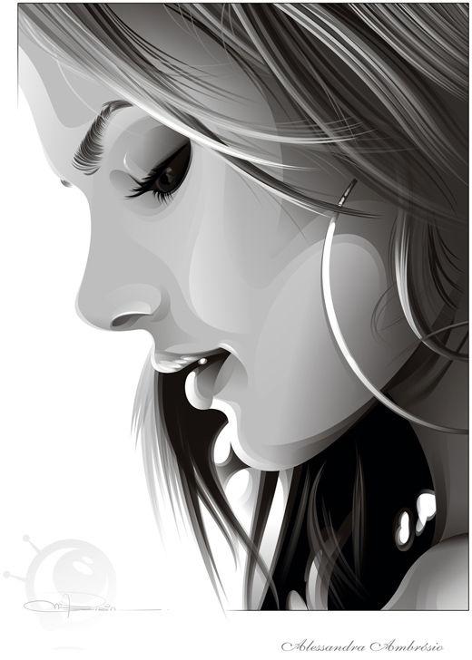 45 de exemple inspirationale de arta vectoriala - Poza 18
