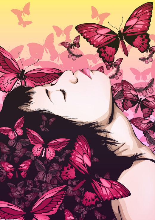 45 de exemple inspirationale de arta vectoriala - Poza 45