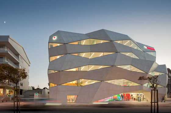 Cum arata sediul Vodafone din Portugalia? - Poza 1
