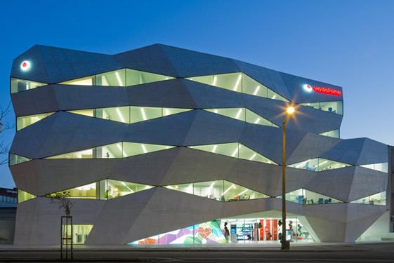 Cum arata sediul Vodafone din Portugalia? - Poza 10