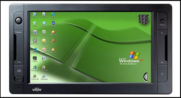 Viliv X70 Mobile Internet Device - Poza 1