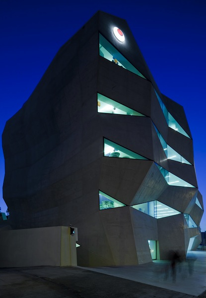 Cum arata sediul Vodafone din Portugalia? - Poza 16