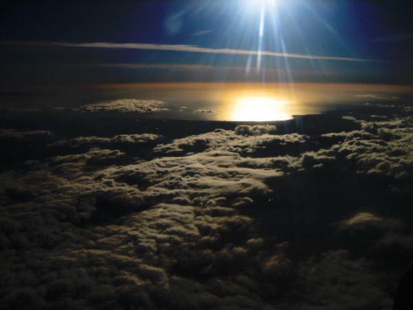 30 de fotografii facute din avion! - Poza 30