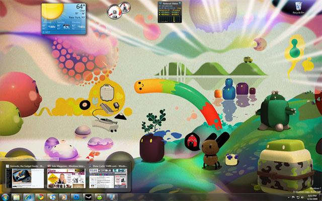 Download: Windows 7 RC - Poza 1