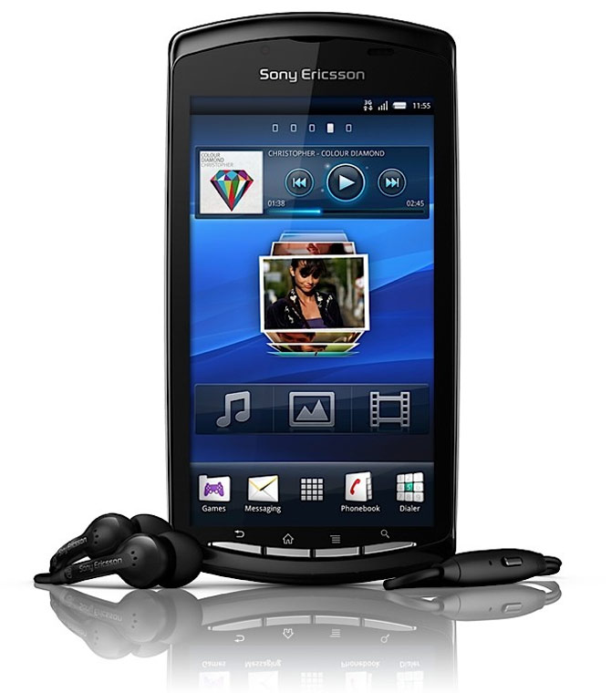 Sony Ericsson Xperia Play: Telefonul cu playstation - Poza 1