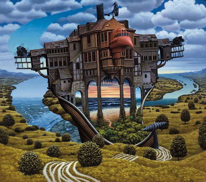 Calatorie intr-o lume magica - Poza 26