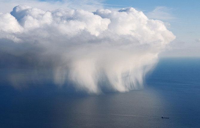 33 de poze extraordinare cu nori - Poza 32
