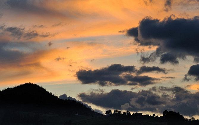 33 de poze extraordinare cu nori - Poza 33