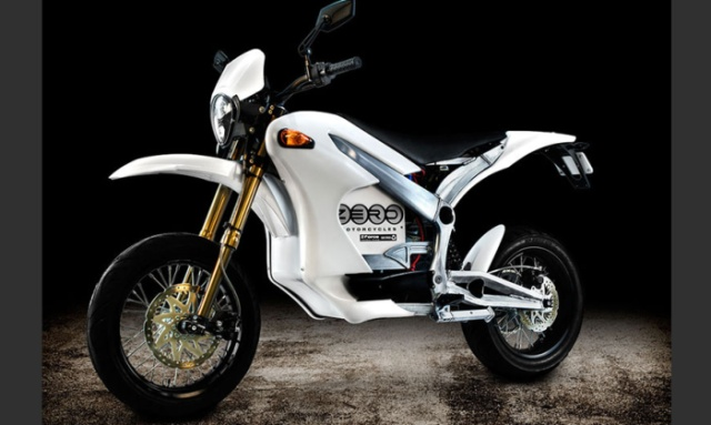 Zero S Electric Motorcycle - Poza 1