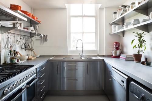 Idei mari pentru bucatarii mici