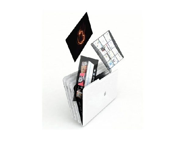 Foto 4: Apple Mac E-Folder de la Tryi Yeh