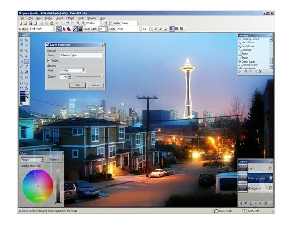 Foto 3: Paint.NET deschide acum .PSD