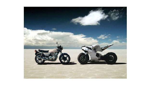 Foto 3: 2015 Honda CB 750