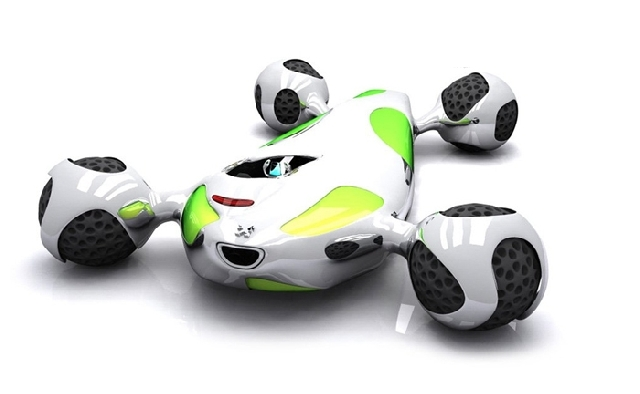 Foto 2: Peugeot NJooy Concept