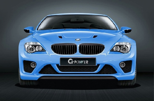 Foto 2: G-Power M6 Hurricane CS