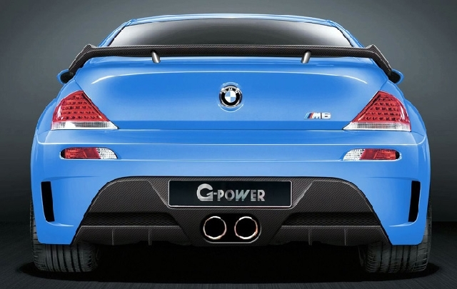 Foto 4: G-Power M6 Hurricane CS