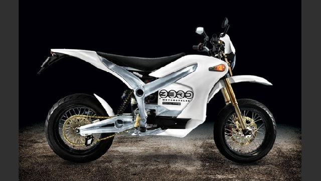 Poza 1: Zero S Electric Motorcycle