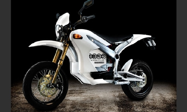 Poza 2: Zero S Electric Motorcycle