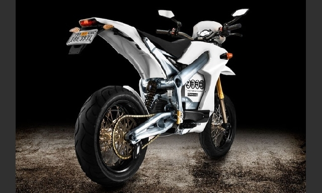 Poza 3: Zero S Electric Motorcycle