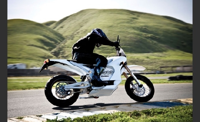 Poza 4: Zero S Electric Motorcycle