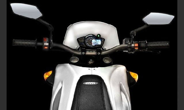 Foto 5: Zero S Electric Motorcycle