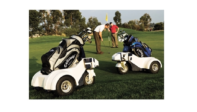 Foto 5: Shadow Caddy pentru golf