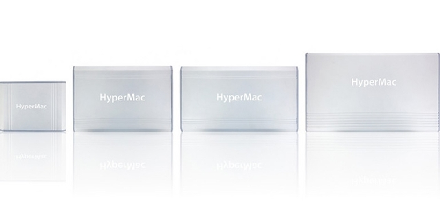 Foto 4: HyperMac: Autonomie de vis