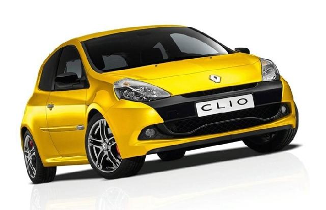 Foto 1: Renault Sport Clio 200