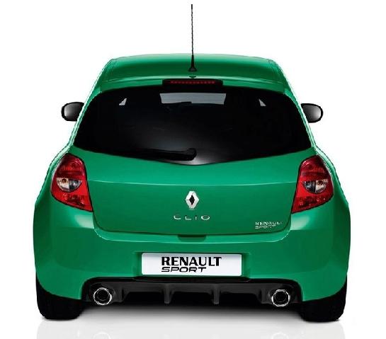 Foto 7: Renault Sport Clio 200