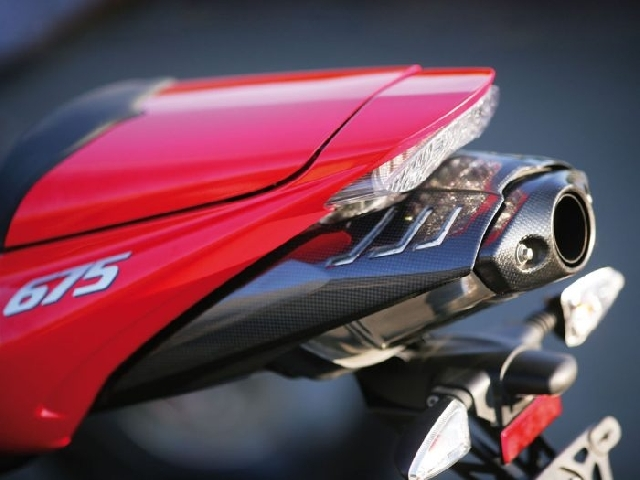 Poza 3: Triumph Daytona 675 SE