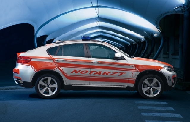 Foto 2: Ambulanta BMW X6